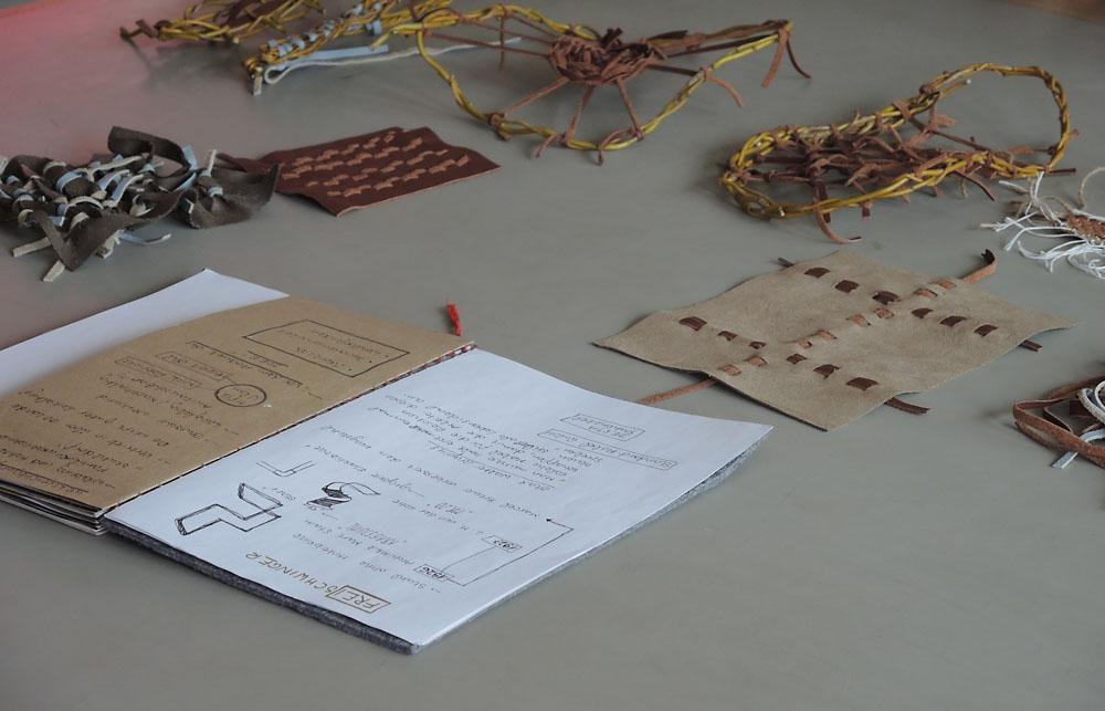 Kooperationsprojekt von Wilkhahn und designfunktion mit der Technischen Hochschule Ostwestfalen-Lippe. Foto: Wilkhahn
