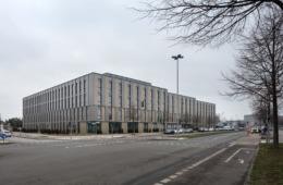 Landeslabor Berlin-Brandenburg (Entwurf: ksg / Foto: HGEsch)