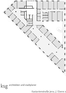 Ebene 2 | Bild: ksg-architekten