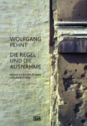 Wolfgang Pehnt: Die Regel und die Ausnahme. 320 Seiten, ISBN: 978-3775731409, Stuttgart, 2011