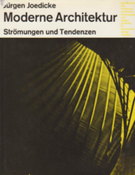"""""""Theorie in der Architektur ist nur dann sinnvoll, wenn sie am praktischen Beispiel überprüft wird."""" Jürgen Joedicke"""