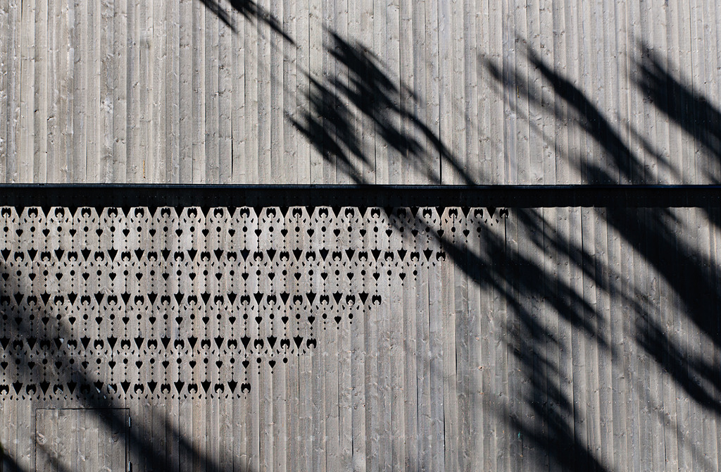 Ortstypisch und schön: Holzfassade mit funktionalem Ornament (Bild: gap.Quartier GbR, Bert Heinzelmann)