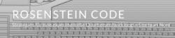rosentstein_Code