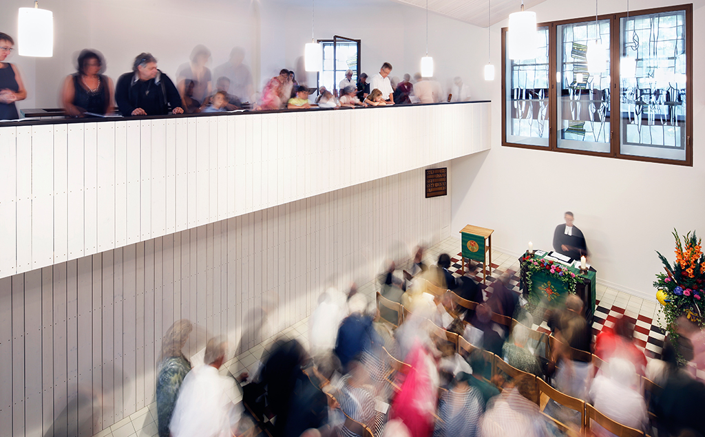 Volle Kirche – (Bild: Sven Paustian)