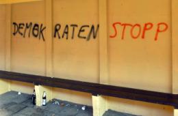 Nazis in Baruth (Bild: Wolfgang Kil)