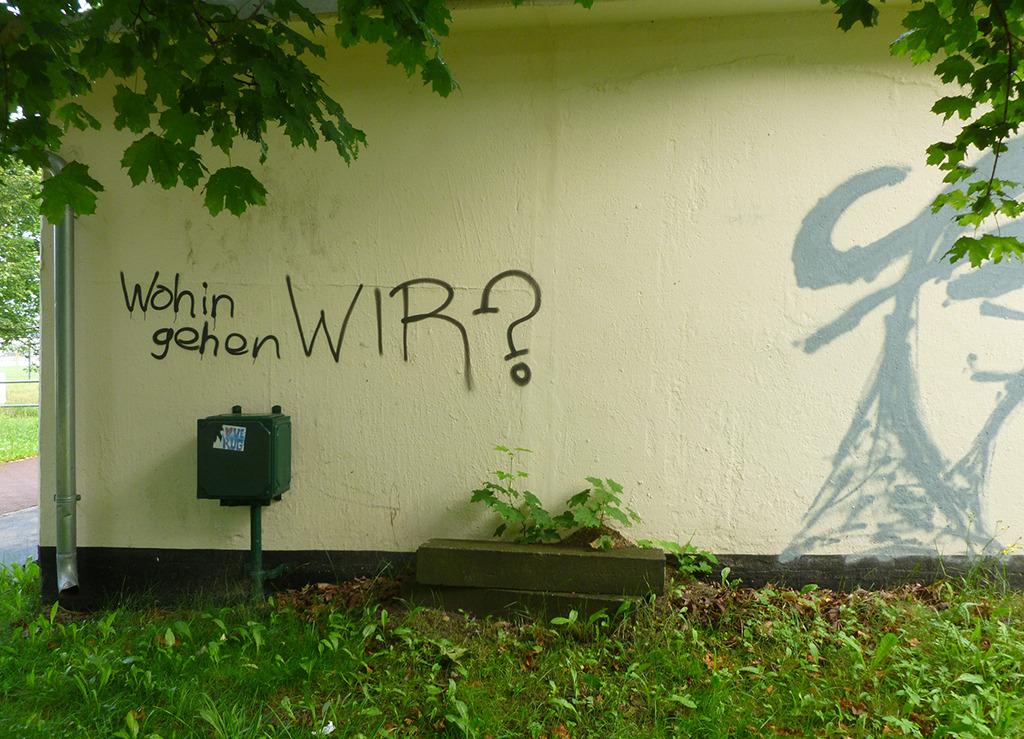 In Neugersdorf (Bild: Wolfgang Kil)