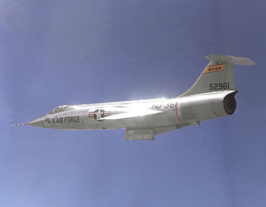 Starfighter | ein Foto der NASA (gemeinfrei)