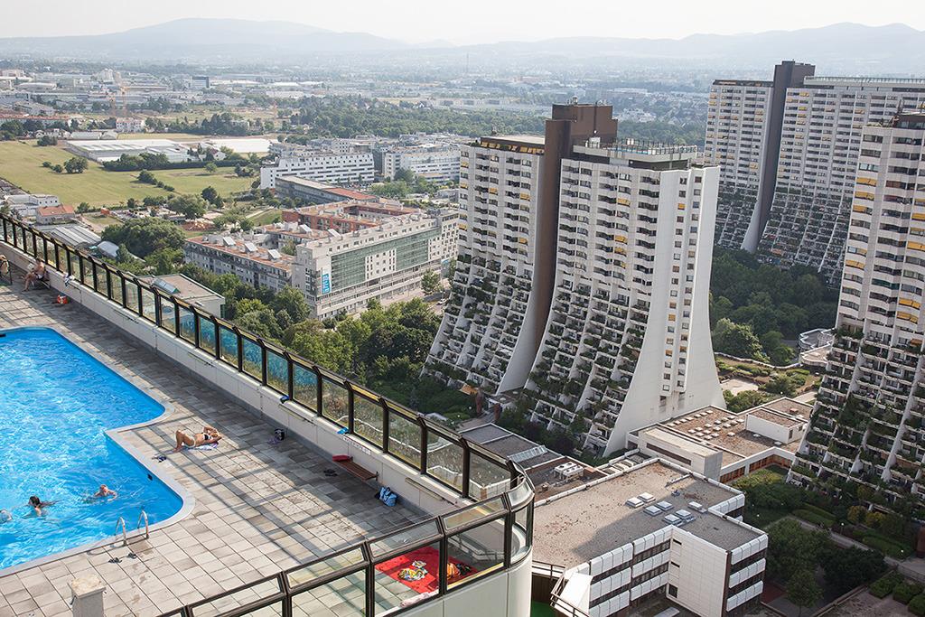 Fasziniert heute noch: Harry Glück baute 1973 bis 1985 in Wien den Wohnpark Alterlaa (Bild: Simon van Hal)