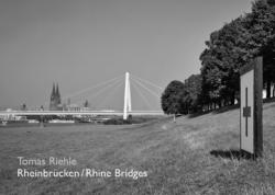 Tomas Riehle: Rheinbrücken / Rhine Bridges. Mit einem Essay von Gottfried Knapp, Edition Axel Menges. 264 Seiten mit 235 Abbildungen, 380 x 260 mm, gebunden, Texte deutsch / englisch, ISBN 978-3-936681-74-1, 86 €