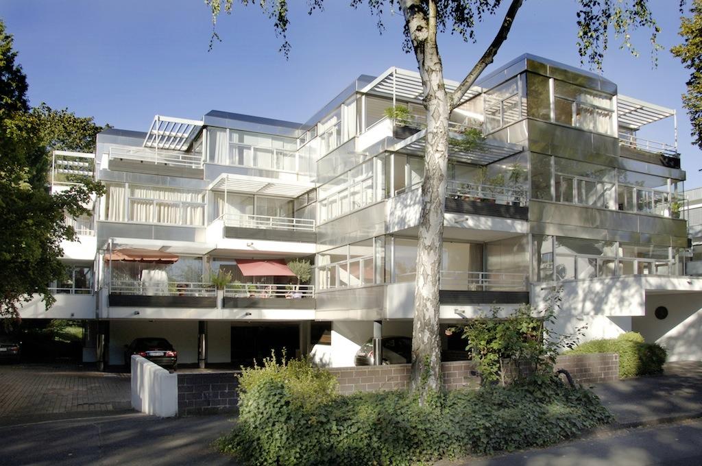 Humboldthaus | Ansicht von Südost