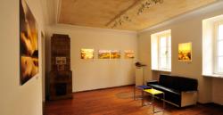 Schönes Umnutzungsergebnis: Ausstellungsräume unterschiedlicher Größe und Lichtcharaktere