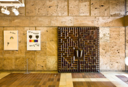 Vormals die Türen zum Max Bense-Saal (Bild: Archiv des Stadtmuseums)