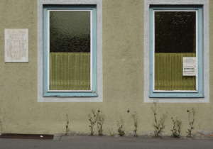 Beim Stadtfest geöffnet – Lebensbedingungen anzugleichen, lindert Wohnungsnot (Bild: Christian Holl)