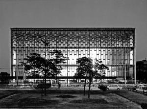 Das Kulturzentrum im Jahr 1977 (Bild: Olaf Bartels)