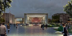 Der Entwurf von Tabamlioglu Architects (Bild: Architekten)