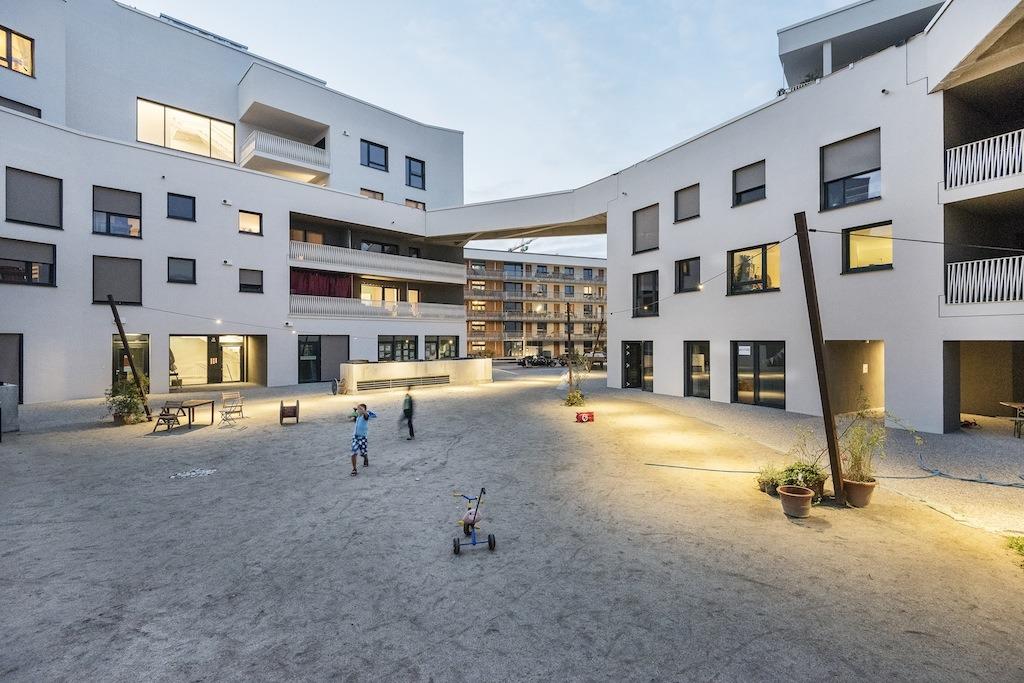 WagnisART, München, Architektur bogevischs buero