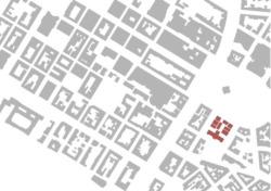 Lageplan am Friedrichsplatz