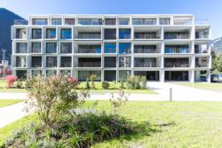 Mehrfamilien-Wohnhaus in Chur von Ritter Schumacher (Bild:Architekten)