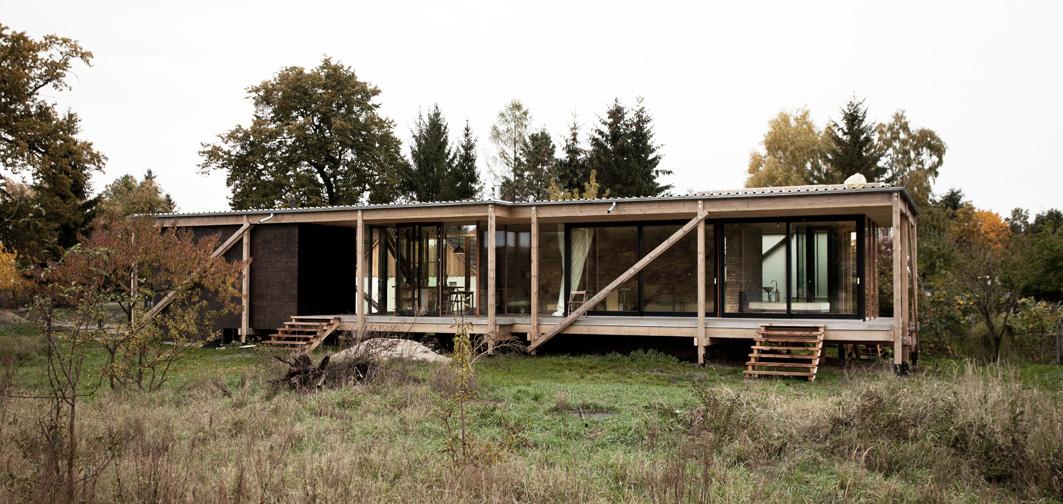 Haus Hoppenrade, Architekt und Fotograf: Peter Grundmann