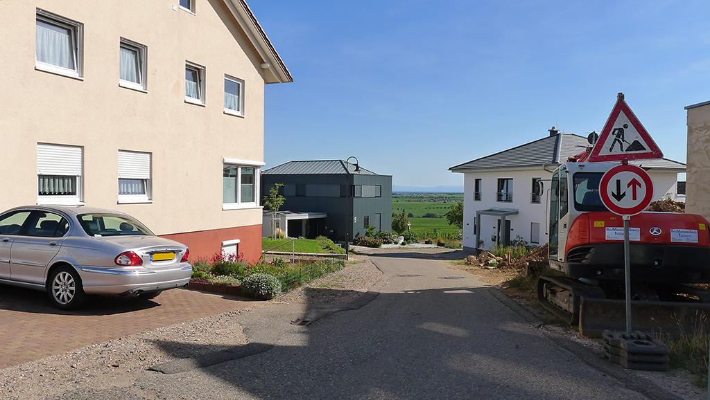 Neubaugebiet in Südwest-Deutschland 2017 (Bild: Ursula Baus)