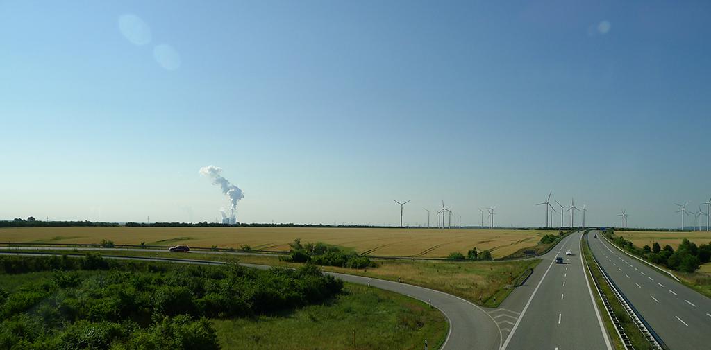 Energiewende – war da was? (Bild: Ursula Baus)