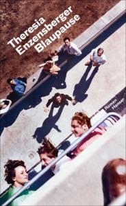 Theresia Enzensberger: Blaupause. 256 Seiten, Carl Hanser Verlag, München 2017. ISBN 978-3-446-25643-9, 22 Euro