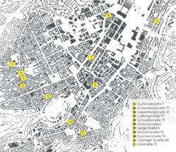Parkplatz-Revitaliserungen sind an derzeit 11 Orten in Stuttgart vorgesehen. (Bild: Parklets)
