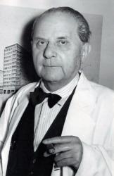 Rudolf Klophaus 1954 (Bild: HH mittendrin)