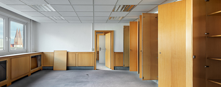 Zentrale des Auslandsgeheimdienstes der DDR