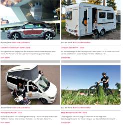 Die Zeitschrift AIT widmete den Autos von Architekten eine Serie (Bild: AIT)