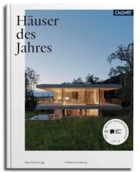 Katharina Matzig, Max Scharnigg: Häuser des Jahres 2018. 280 Seiten, zahlreiche Farbabbildungen, Callwey Verlag, München, ISBN: 978-3-7667-2352-9, 59,95 €