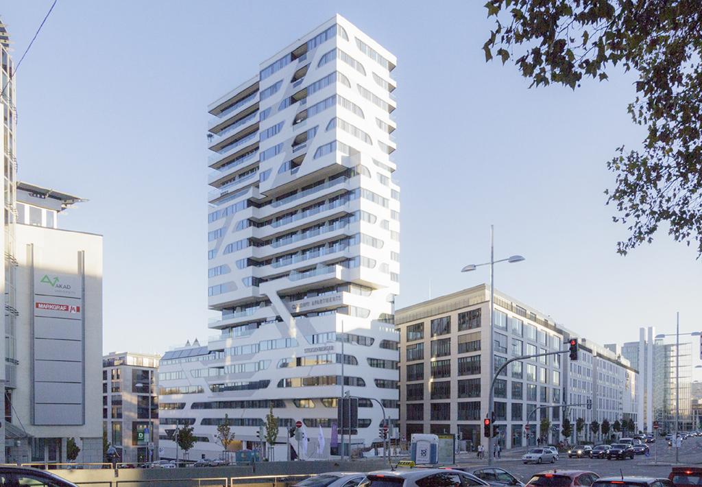 Cloud 7 von tec Architecture aus Los Angeles (Bild: Peter Schlaier)