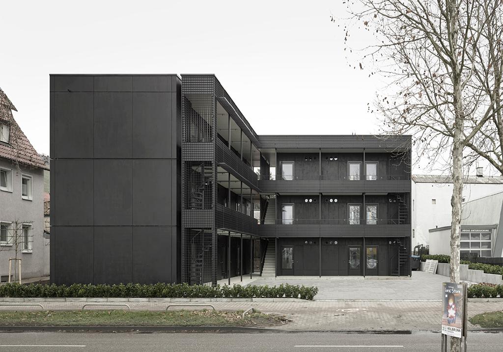 Wohnheim in Heilbronn von JoosKeller Architekten (Bild: Frank Ocker)