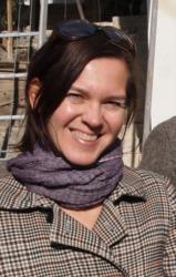 Iris Meder (Bild: Dagmar Černoušková)
