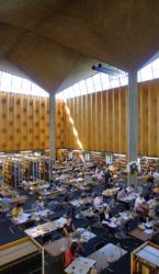 Stuttgart, Landesbibliothek (Bild: Ursula Baus)