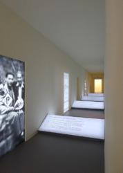 Flur im Obergeschoss (Bild: Ursula Baus)