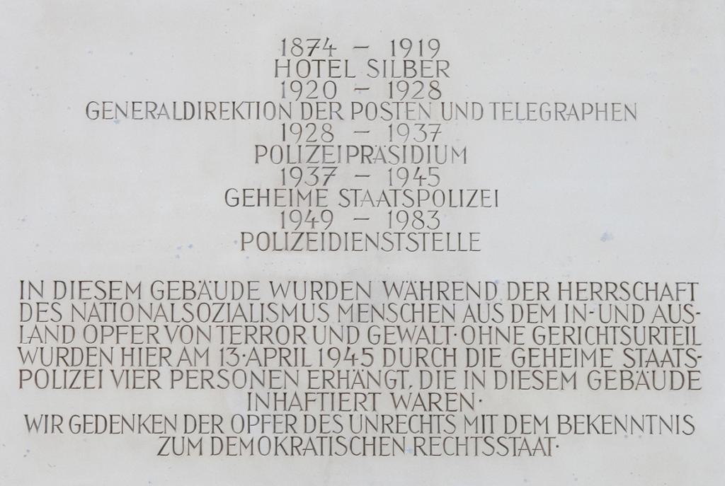 """""""Opfer des Unrechts""""? Diese Formulierung neutralisiert jene, die Unrecht begangen haben. Mal wieder sind Täter nicht als solche benannt. (Bild: Haus der Geschichte Baden-Württemberg, Daniel Stauch)"""