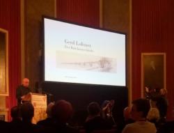 Cengis Dicleli sprach über den Architekten Gert Lohmer. (Bild: Achim Mundt, www.mundtunger.de