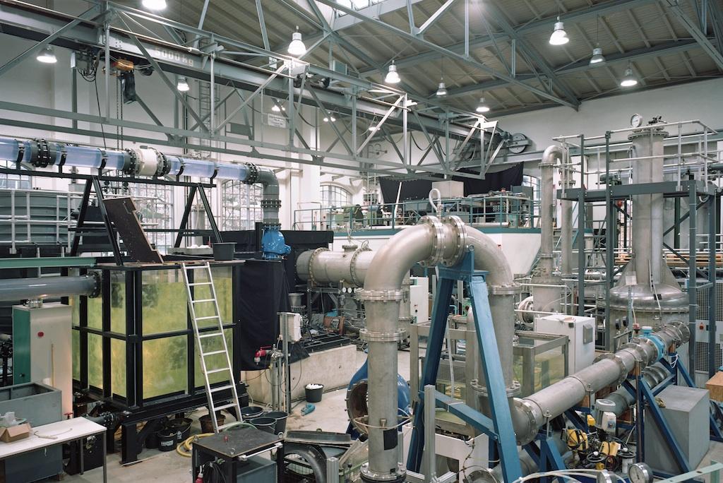 Atelier und Labor