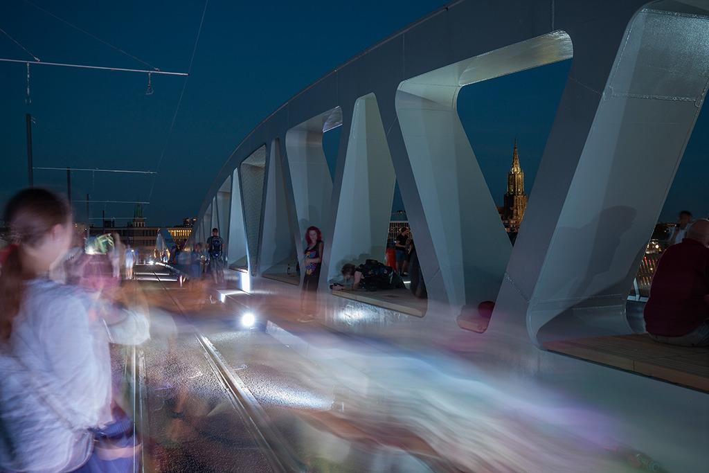 Brücke mit Aussicht (Bild: Wilfried Dechau)