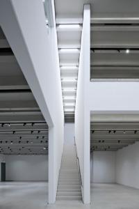 Vor der Eröffnung (Bild: Klassik Stiftung Weimar, Andrew Alberts; heike hanada laboratory for art and architecture)