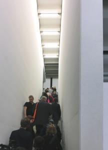 Presserundgang bei der Eröffnung (Bild: Günther Höhne)