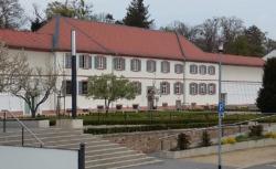Die wiederhergestellte Orangerie wird für kulturelle Zwecke genutzt. (Bild: Wolfgang Bachmann)