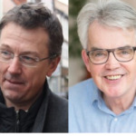 Holger Pump-Uhlmann und Rolf Junker