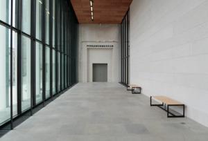Künftiger Übergang zum Pergamonmuseum (Bild: Olaf Bartels)