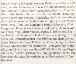Anhang des Romans in der e-Book-Version.