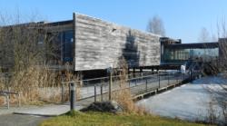 Das Federseemuseum in Bad Buchau, dessen Schwerpunkt die prähistorischen Pfahlbauten sind (Bild: Federseemuseum Bad Buchau)