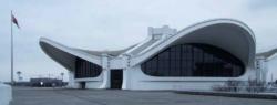 Betonschale für das Belexpo-Gebäude (Quelle: Minsk Architekturführer, siehe Anmerkung 1)