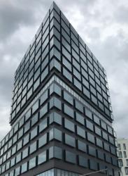 Campus Tower in Hamburg (Bild: Delugan Meissl)