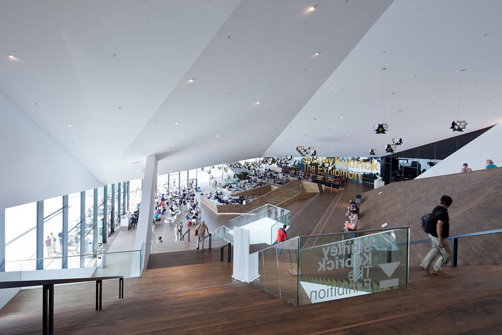 Filmmuseum in Amsterdam von Delugan Meissl (Bild: Iwan Baan)